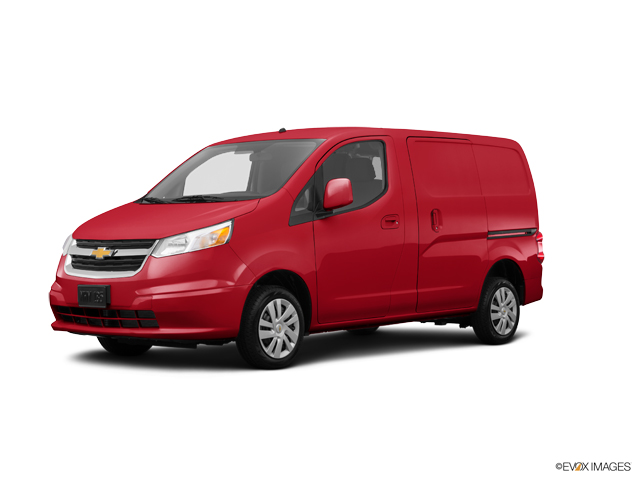 2015 Chevrolet City Express Cargo Van Vehicle Photo in Vincennes, IN 47591