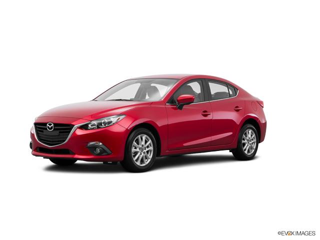 Vacaville Soul Red Metallic 2015 Mazda Mazda3 Used Car for Sale M1177