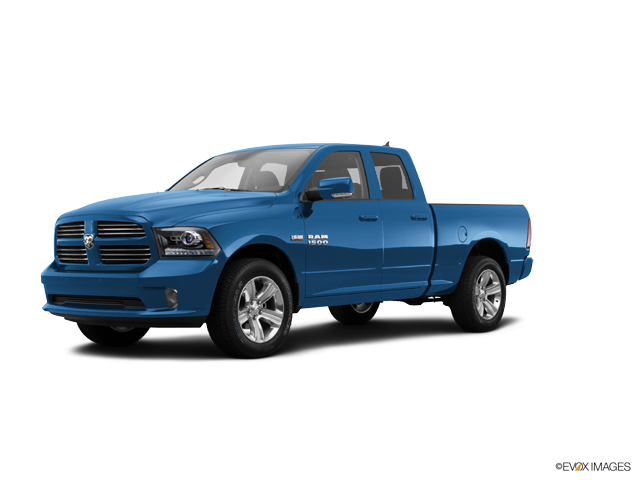 2015 Ram 1500 Vehicle Photo in Casper, WY 82609
