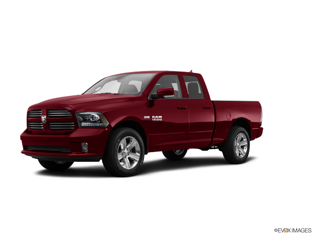 2015 Ram 1500 Vehicle Photo in Morrison, IL 61270