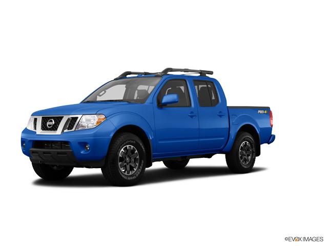 2015 Nissan Frontier Vehicle Photo in Merriam, KS 66203