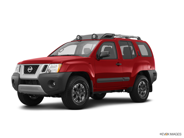 2015 Nissan Xterra Vehicle Photo in Salem, VA 24153