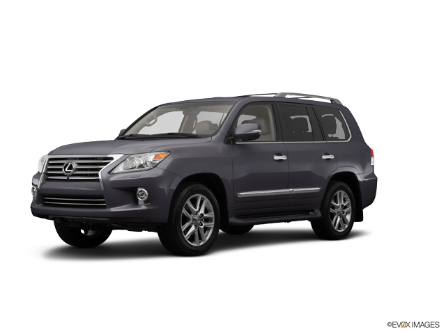 2015 Lexus LX 570 Vehicle Photo in Torrance, CA 90505