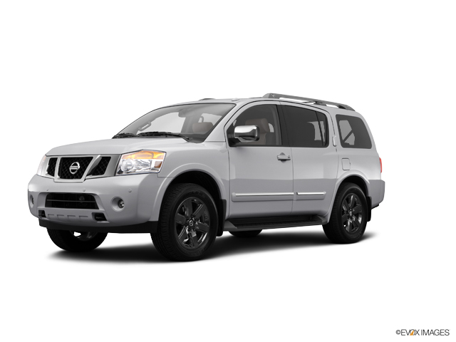 2015 Nissan Armada Vehicle Photo in Vincennes, IN 47591