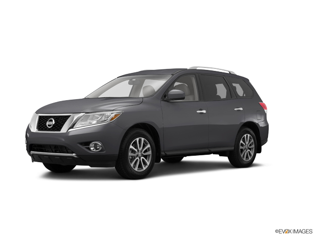 2015 Nissan Pathfinder Vehicle Photo in Safford, AZ 85546