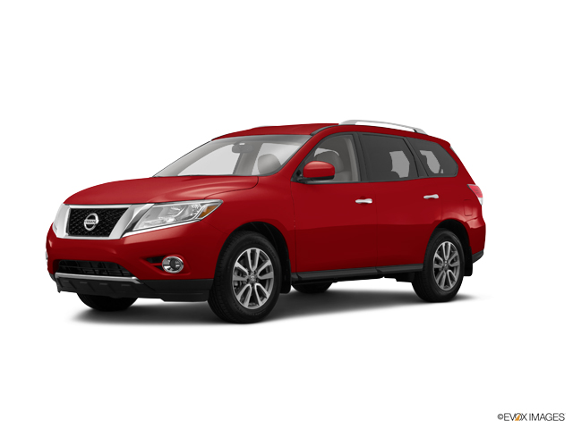 2015 Nissan Pathfinder Vehicle Photo in Frederick, MD 21704