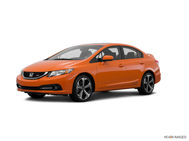 2015 Honda Civic Sedan Vehicle Photo in San Angelo, TX 76903