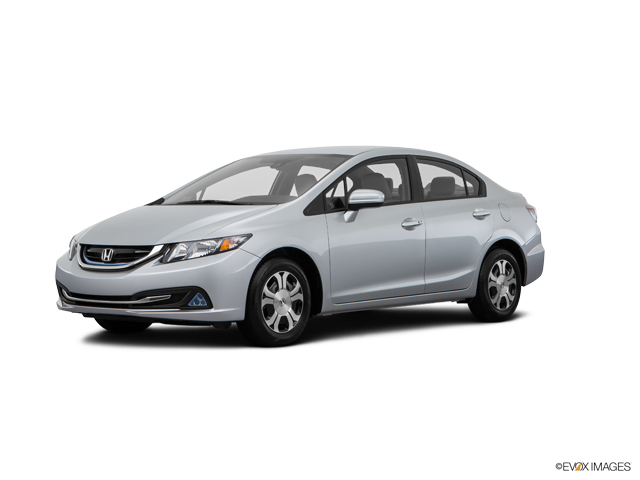 2015 Honda Civic Hybrid Vehicle Photo in Bowie, MD 20716