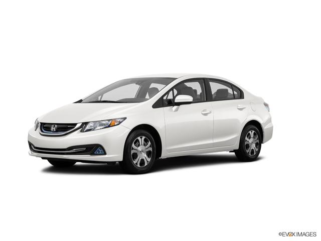 Used Car 2015 Unknown Honda Civic Hybrid For Sale in KS