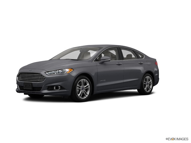 2015 Ford Fusion Vehicle Photo in Portland, OR 97225