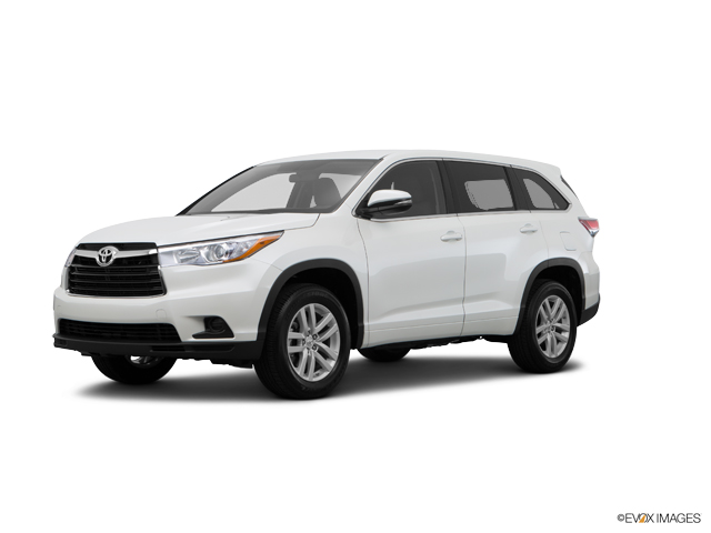 2015 Toyota Highlander Vehicle Photo in Bend, OR 97701