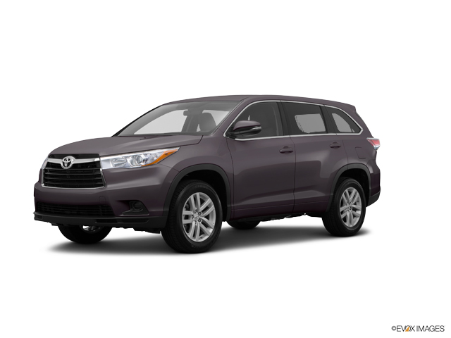 2015 Toyota Highlander Vehicle Photo in Independence, MO 64055