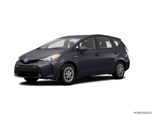 2015 Toyota Prius v Vehicle Photo in Vincennes, IN 47591