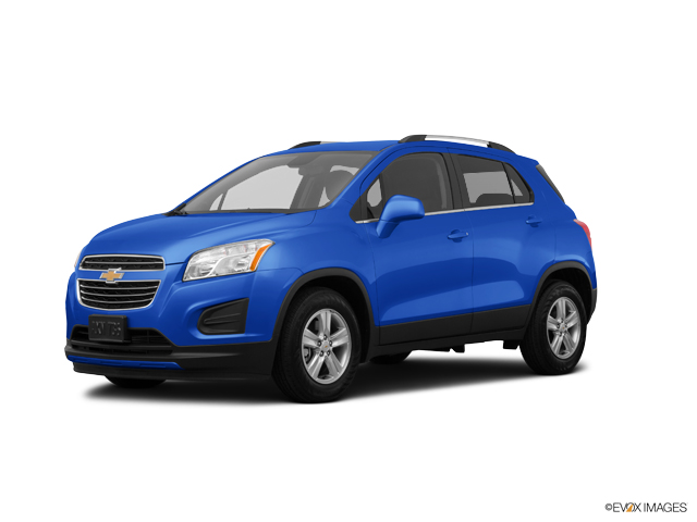 2015 Chevrolet Trax Vehicle Photo in Plainfield, IL 60586-5132