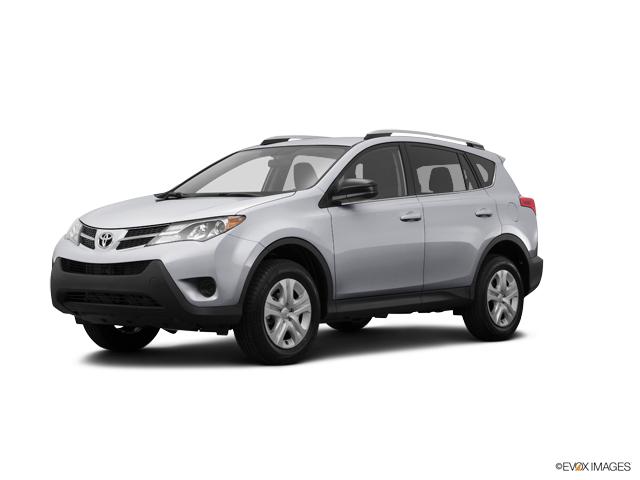 2015 Toyota RAV4 Vehicle Photo in Helena, MT 59601