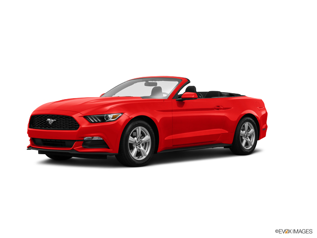 2015 Ford Mustang Vehicle Photo in Macomb, IL 61455