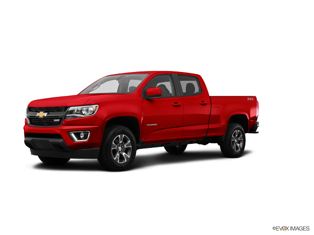 2015 Chevrolet Colorado Vehicle Photo in Athens, GA 30606