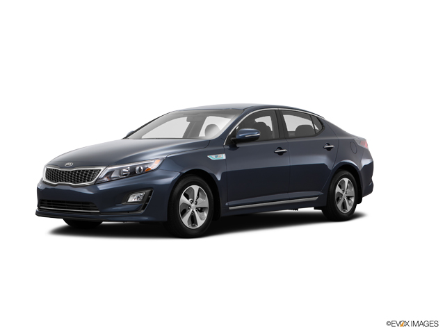 2015 Kia Optima Hybrid Vehicle Photo in Janesville, WI 53545