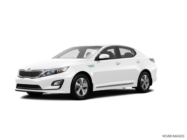 2015 Kia Optima Hybrid Vehicle Photo in Woodbridge, VA 22191