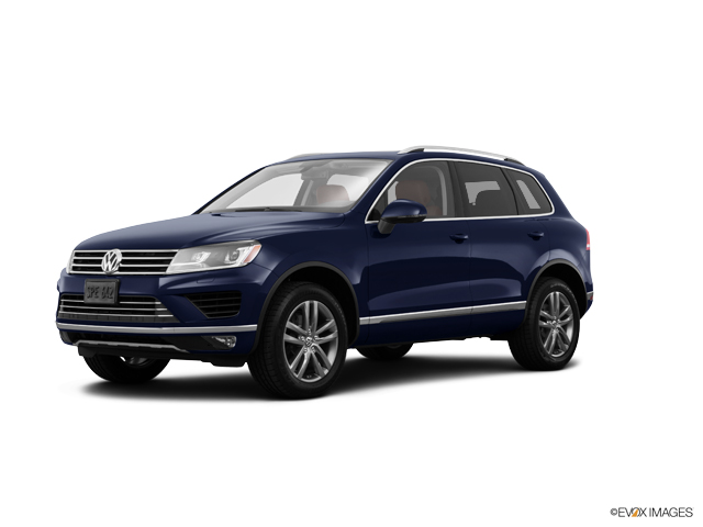 2015 Volkswagen Touareg Vehicle Photo in San Antonio, TX 78257