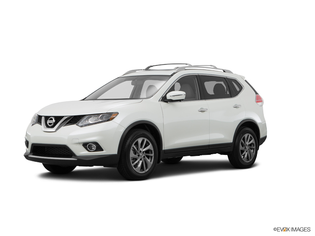 2015 Nissan Rogue Vehicle Photo in Midland, TX 79703