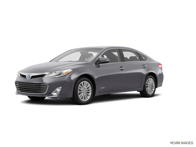 2015 Toyota Avalon Hybrid Vehicle Photo in Richmond, VA 23231