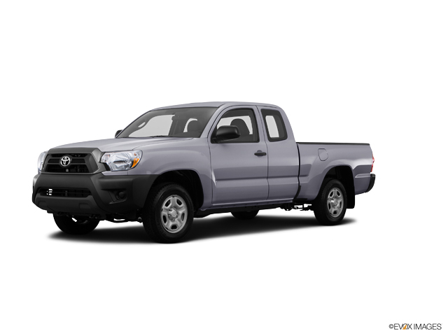 2015 Toyota Tacoma Vehicle Photo in Midlothian, VA 23112