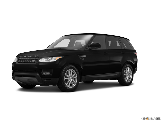 2015 Land Rover Range Rover Sport Vehicle Photo in Charlotte, NC 28227