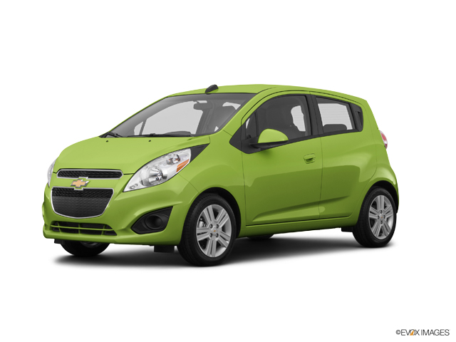 2015 Chevrolet Spark Vehicle Photo in Boonville, IN 47601