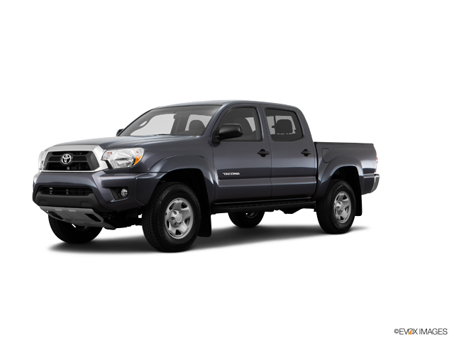 2015 Toyota Tacoma Vehicle Photo in Honolulu, HI 96819