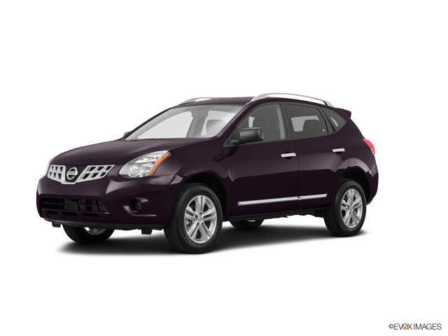 2015 Nissan Rogue Select Vehicle Photo in Danville, KY 40422
