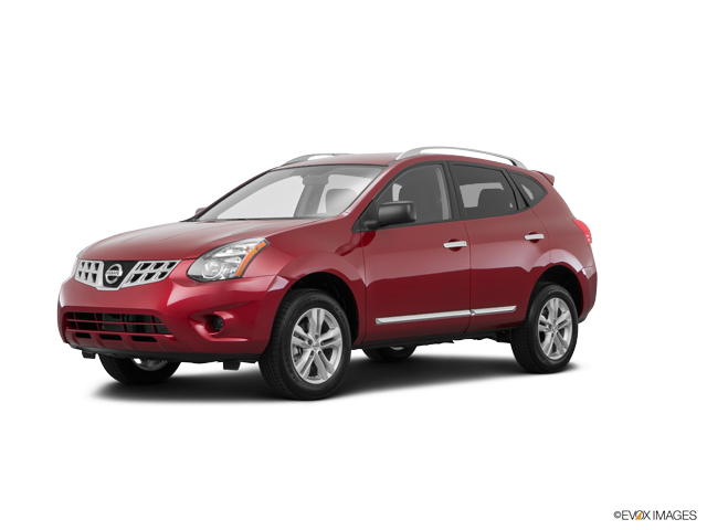 2015 Nissan Rogue Select Vehicle Photo in Joliet, IL 60435