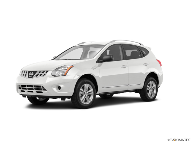 2015 Nissan Rogue Select Vehicle Photo in Melbourne, FL 32901