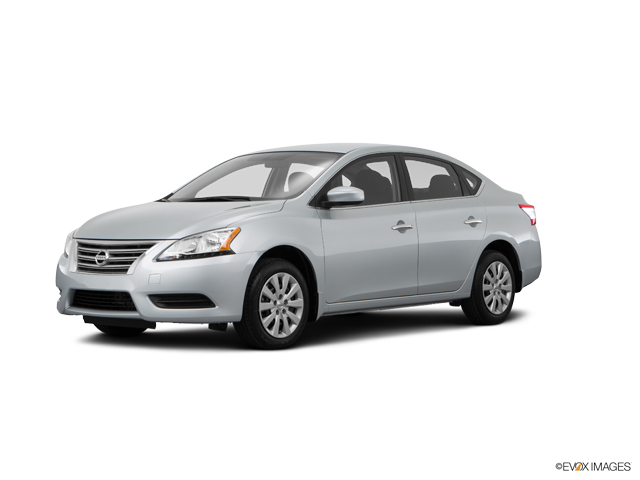 2015 Nissan Sentra Vehicle Photo in Concord, NC 28027