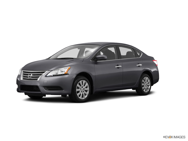 2015 Nissan Sentra Vehicle Photo in Grapevine, TX 76051