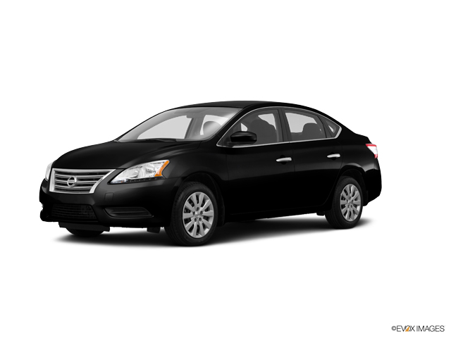 2015 Nissan Sentra Vehicle Photo in Decatur, IL 62526