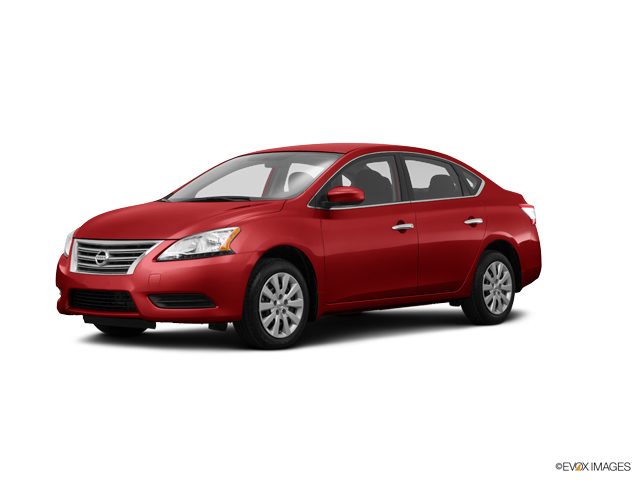 2015 Nissan Sentra Vehicle Photo in Danville, KY 40422