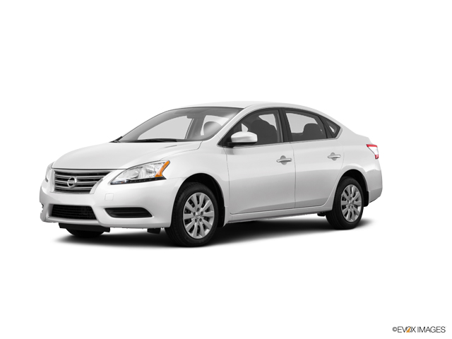 2015 Nissan Sentra Vehicle Photo in Edinburg, TX 78542
