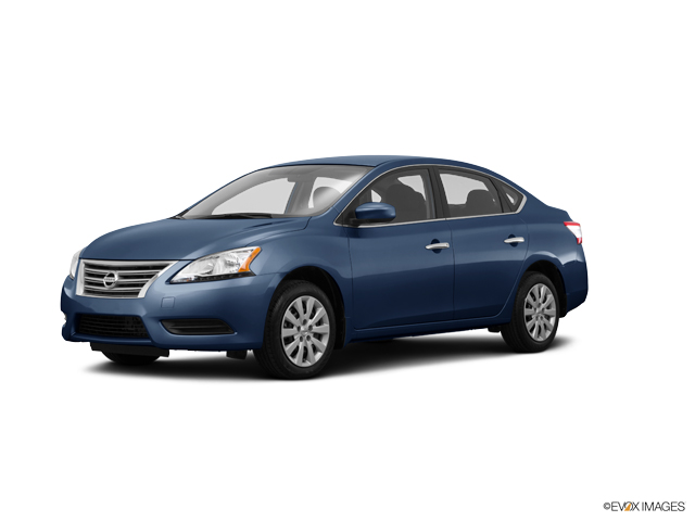 2015 Nissan Sentra Vehicle Photo in Highland, IN 46322
