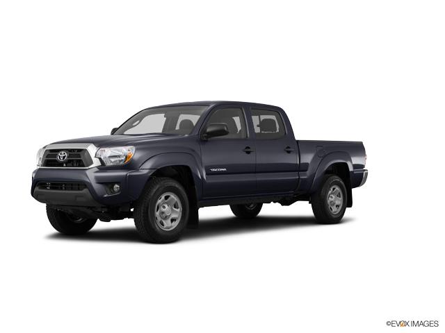 2015 Toyota Tacoma Vehicle Photo in Athens, GA 30606