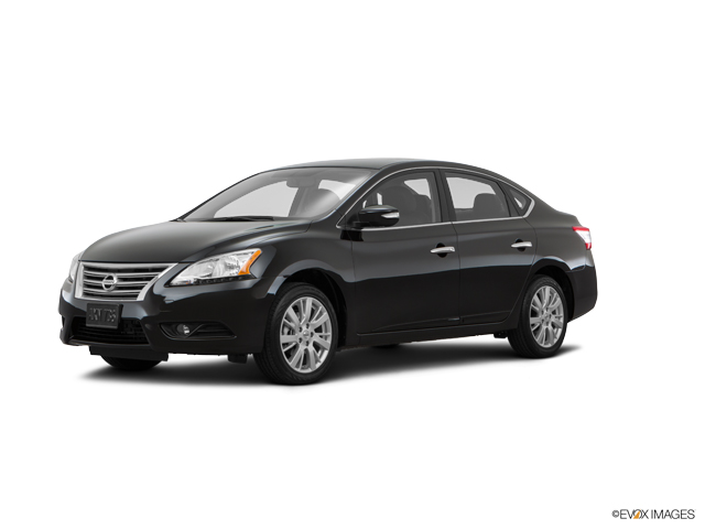 2015 Nissan Sentra Vehicle Photo in Hickory, NC 28602