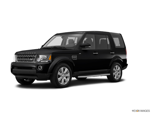 2015 Land Rover LR4 Vehicle Photo in Austin, TX 78759