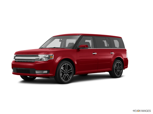 2015 Ford Flex Vehicle Photo in Elyria, OH 44035