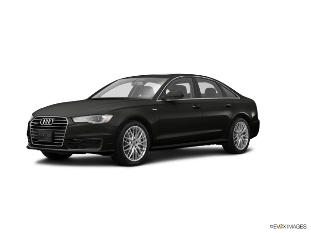 2016 Audi A6 Vehicle Photo in Charlotte, NC 28269