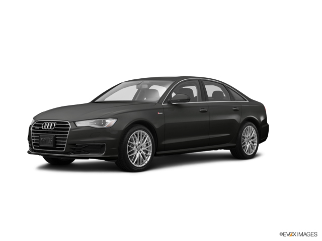 2016 Audi A6 Vehicle Photo in Honolulu, HI 96819