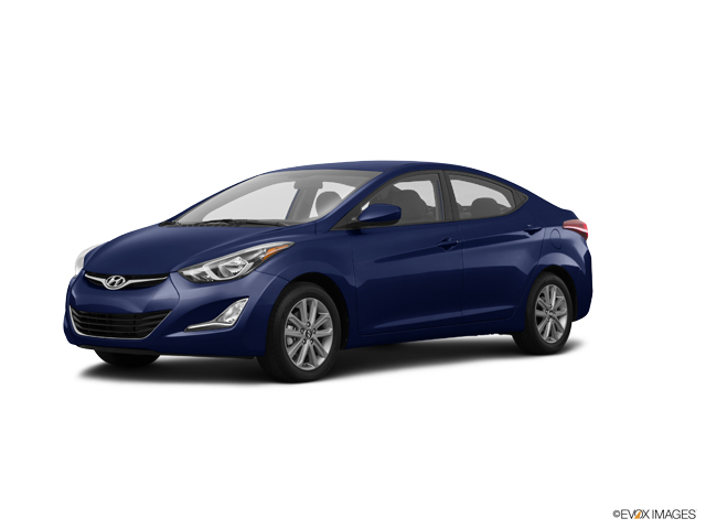 2016 Hyundai Elantra Vehicle Photo in Anchorage, AK 99515