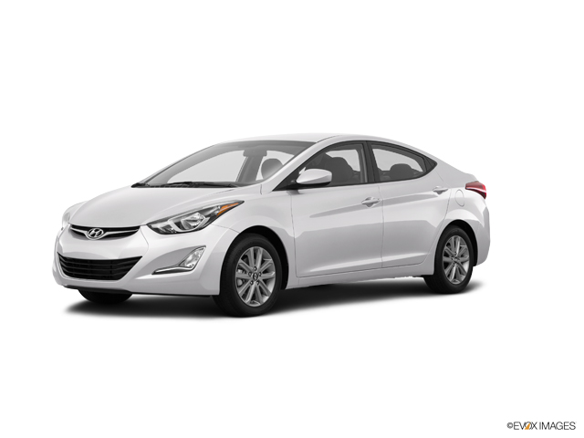 2016 Hyundai Elantra Vehicle Photo in Edinburg, TX 78542