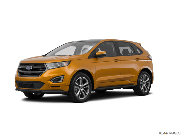 2017 Ford Edge Vehicle Photo In Groveport Oh 43125
