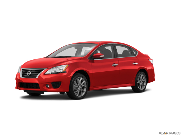 2015 Nissan Sentra Vehicle Photo in Edinburg, TX 78539