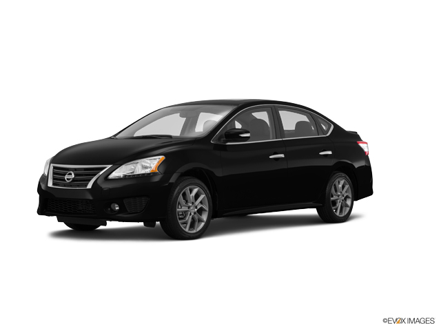 2015 Nissan Sentra Vehicle Photo in Mission, TX 78572